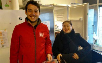 Picnic schenkt mandarijnen aan Voedselbank Leidsche Rijn
